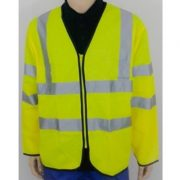 Spain High Visibility Long Sleeved Safety Vest