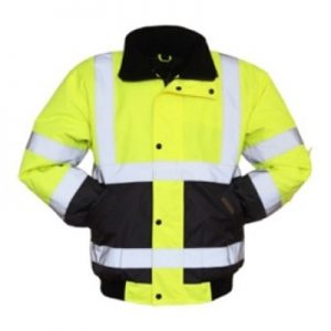oslo High Visibility Yellow Jacket