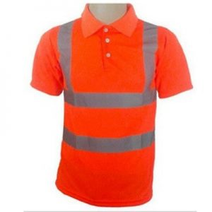 Burton High Visibility Polo Shirt