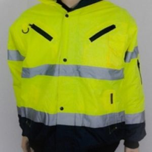 Cologne High Visibility Fleece Bodywarmer