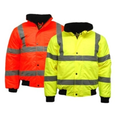 Denmark Hamburg High Visibility Bomber Work Jackets