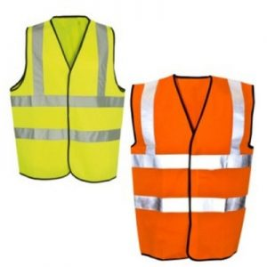 Devon Dorset Kids High Visibility Vest