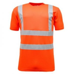 Doncaster High Visibility Crew Neck T Shirt