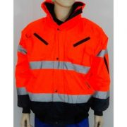Finland High Visibility Fleece Bodywarmer