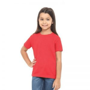 Childrens Short Sleeved Cotton Tshirt YC150