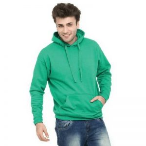 Mens Hooded Sweatshirt with Kangaroo Pocket SWP280